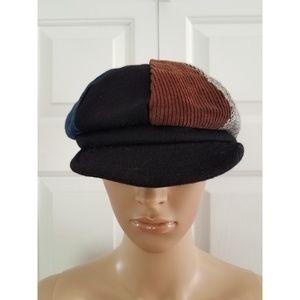 71d04dcdc12 Cejon Accessories Patchwork Hat 70 s Style